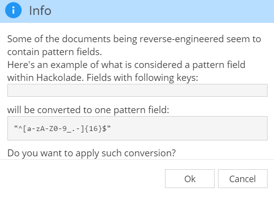 Reverse-engineer an existing instance